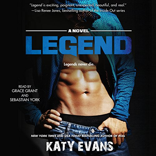 Legend Audio Cover