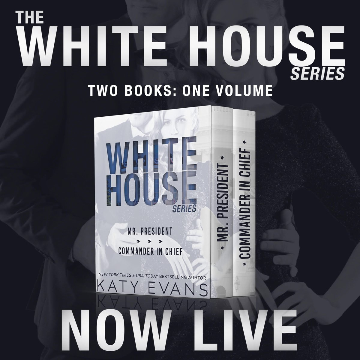 White House Boxed Set: Now Live
