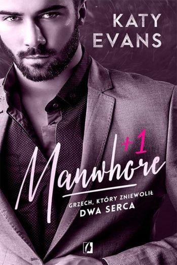 Manwhore +1 (Poland – 2019 Mass Market Paperback Edition)